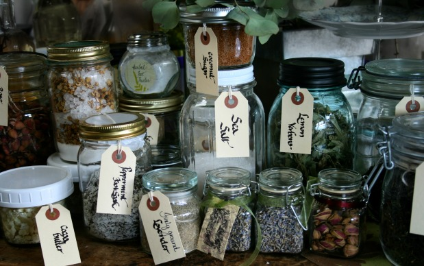 The Bookshelf: The Herb Lover's Spa Book
