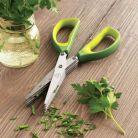 xmas scissors