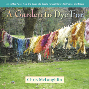 Book Interview: A Garden to DyeFor