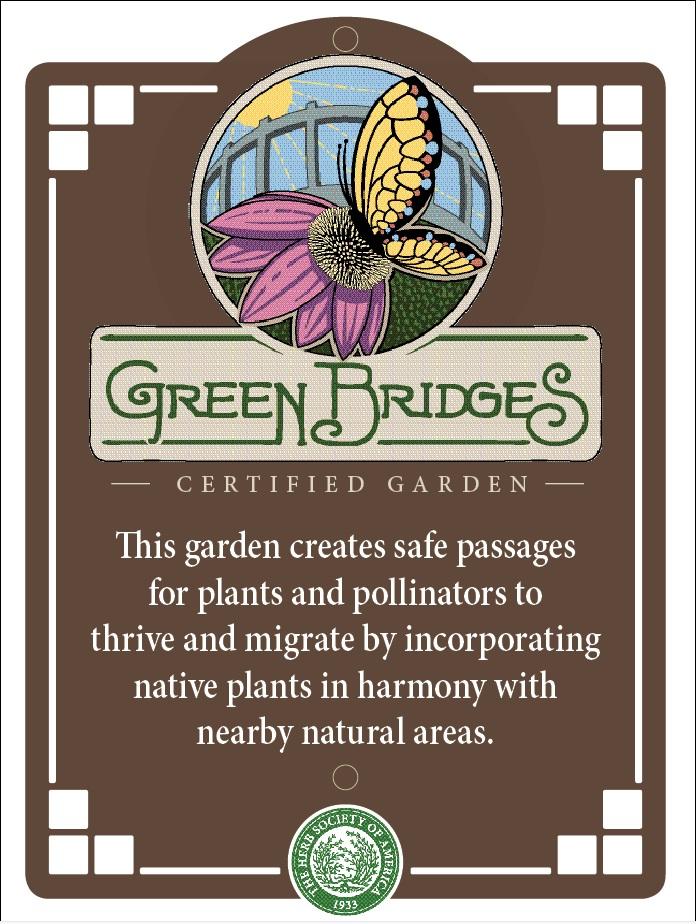 GreenBridges Sign