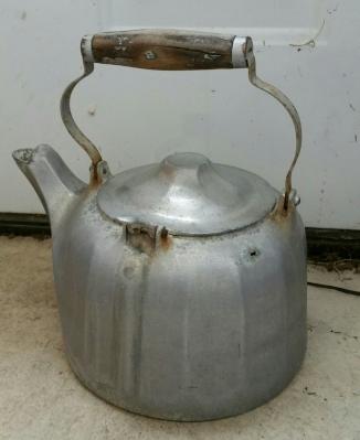 old teapot