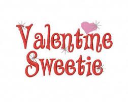 valentine sweetie