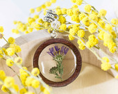 lavender framed