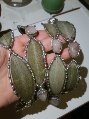 Sage Leaf headbands