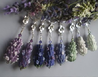 Jewelry of Interest: Lavender Beads