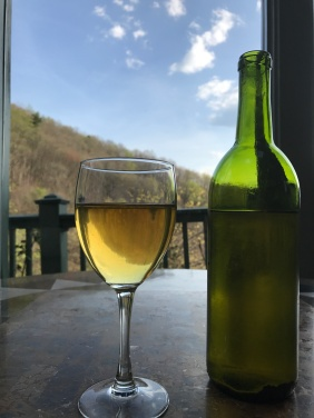 6 year old dandelion wine
