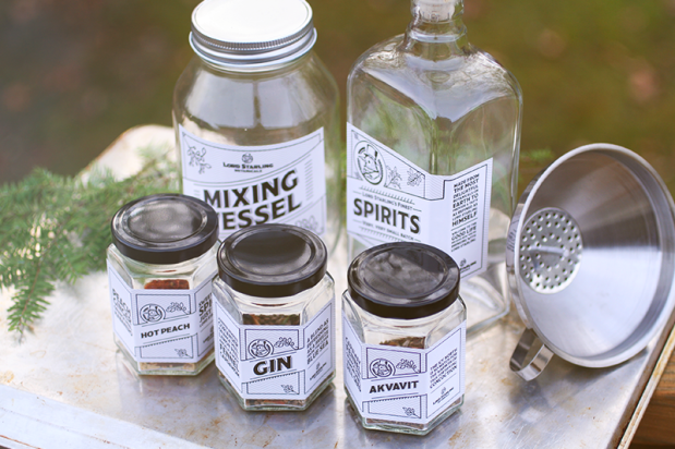 Make Your Own Gin, Aquavit &More