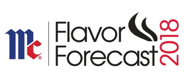 McCormick Predicts Flavors of 2018