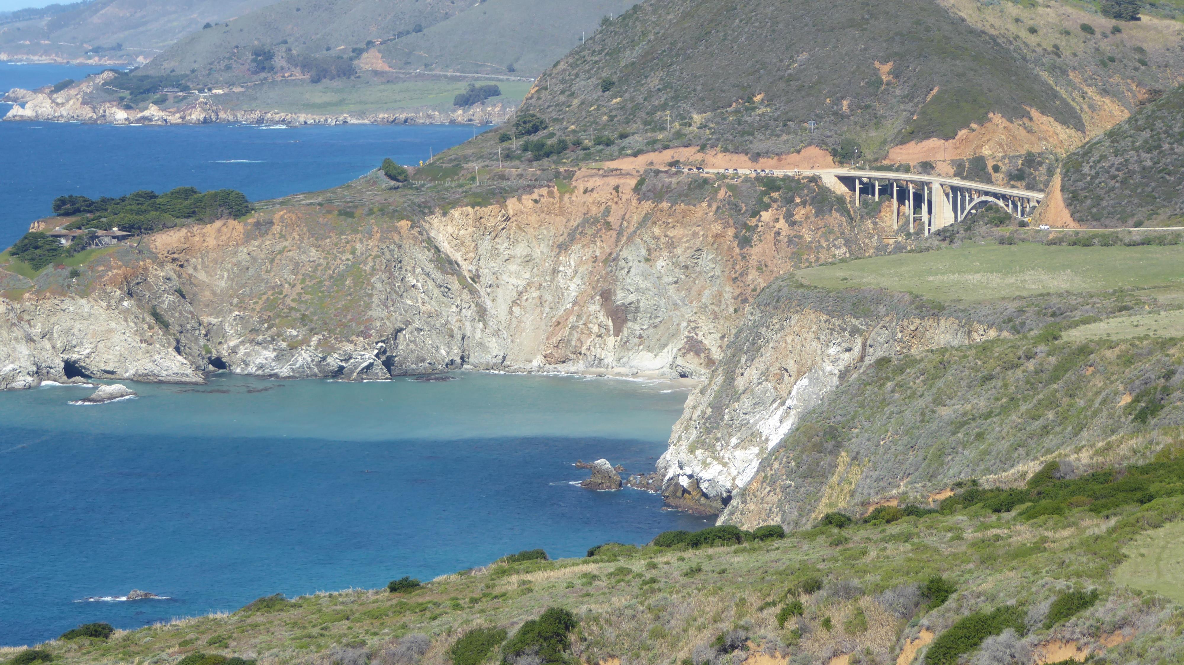 Highway One -Carmel to Big Sur (106) - Copy