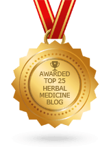 Feedspot badge herbal medicine
