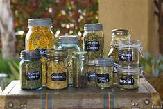 Herb Maker Gift-Giving Idea: Glassware