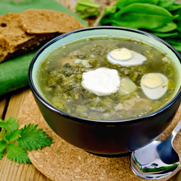 Four Thieves Inspire Flu-Fighting Soup
