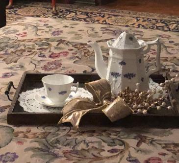 flu tea pot