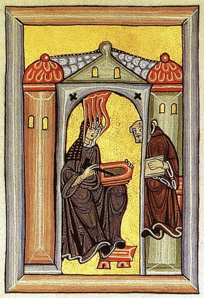 Hildegard's visions