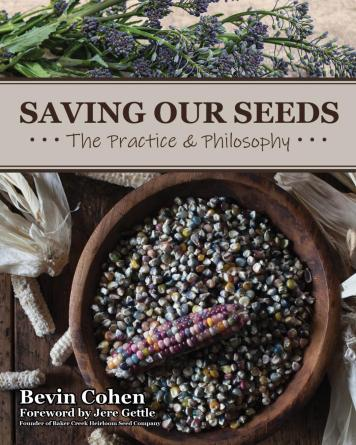 Save Seeds book