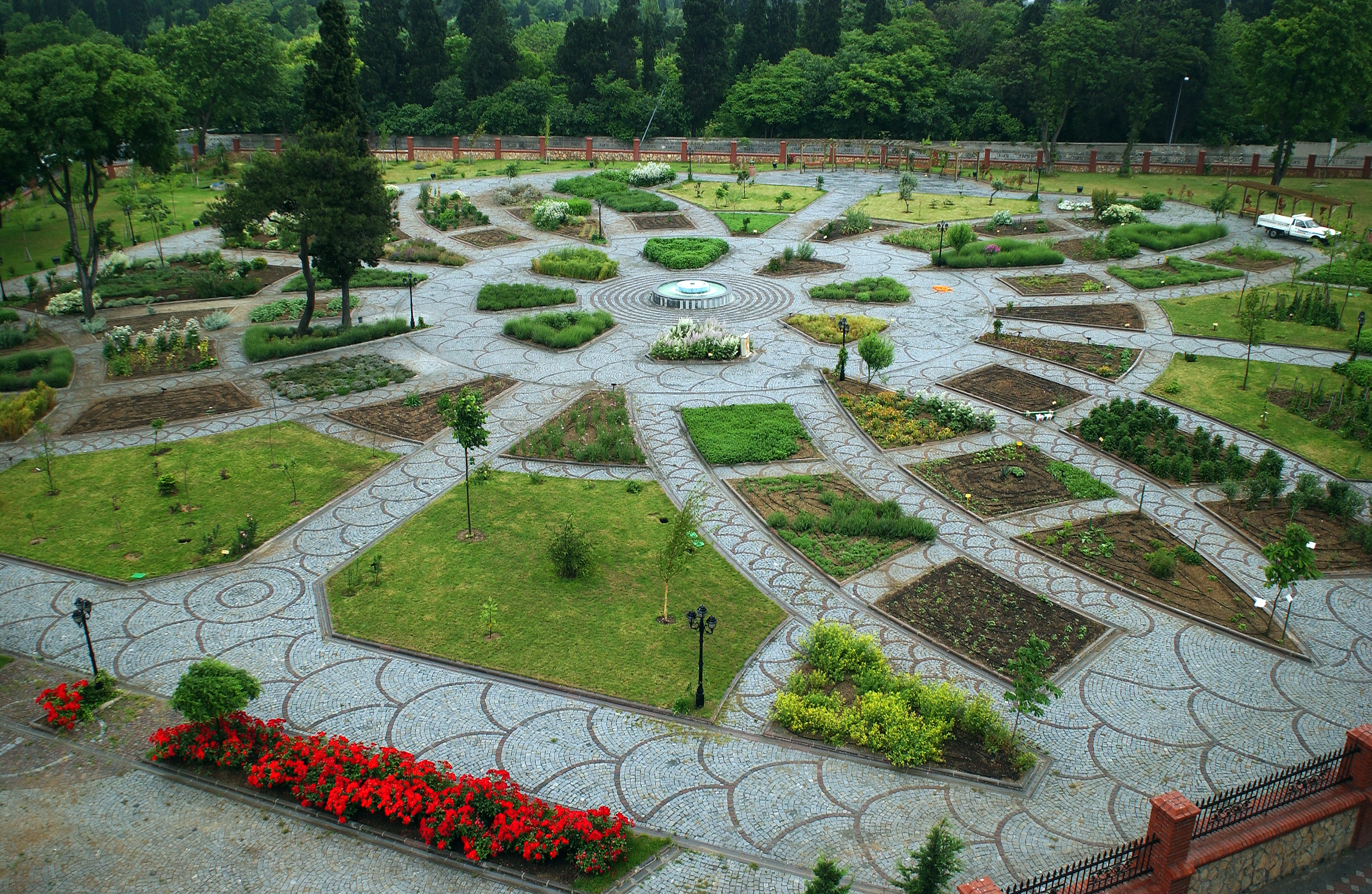 Zeytinburnu Medicinal Plant Garden