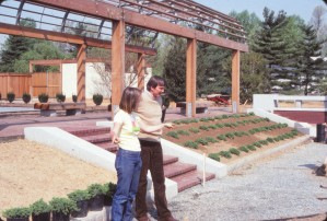 20909_Herb Garden Construction_Credit--US-National-Arboretum