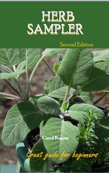 Herb Sampler 2nd ed cover