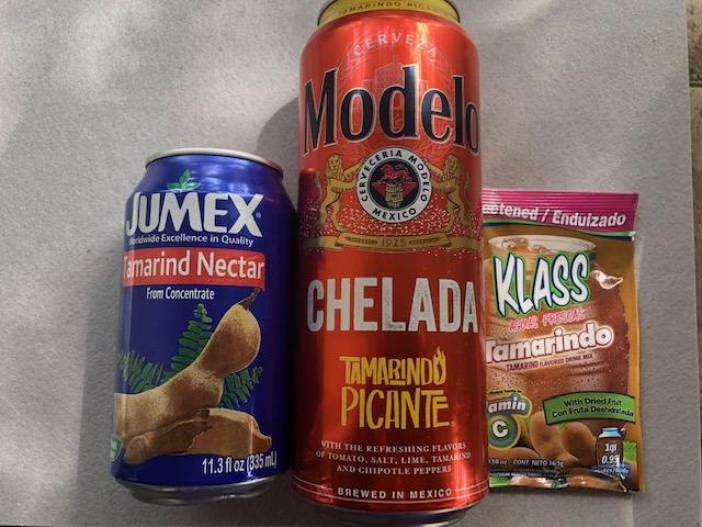 Tamarind-based drinks