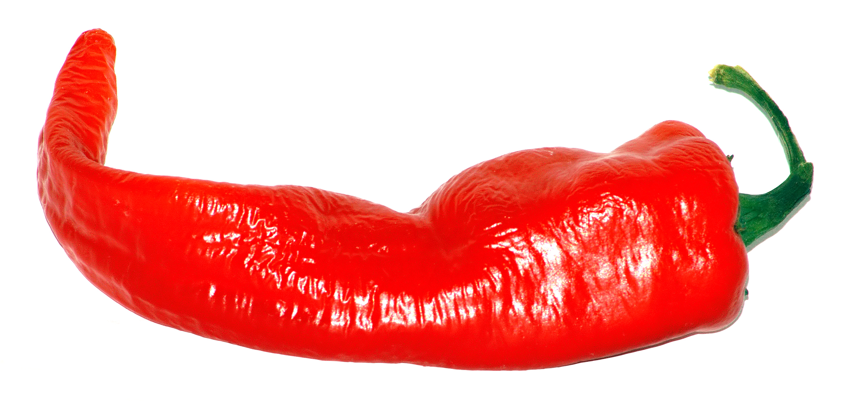 Cayenne pepper by Wikimedia Commons